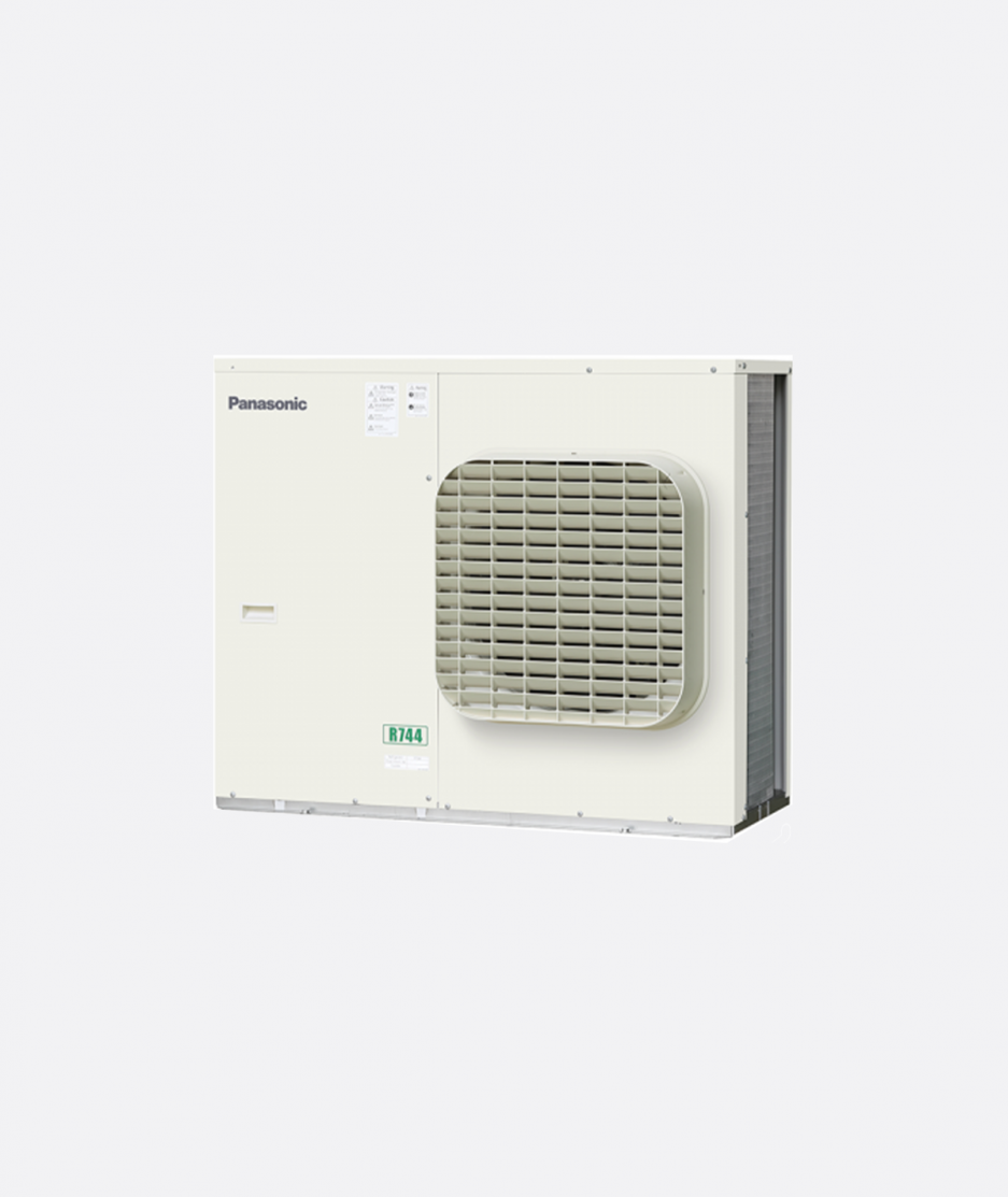 Commercial and small indutrial application (showcase + cold rooms) Multiple-evaporator installation is possible
