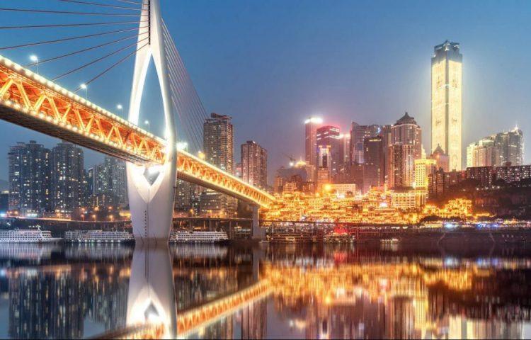 Chongqing, China. © iStock