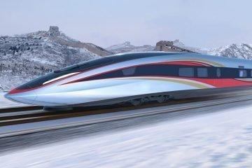 Greening China's high-speed