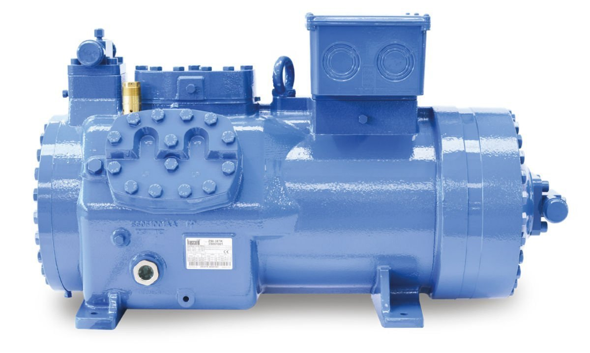 A Z TK compressor unit.