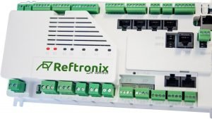 Reftronix CO2 condensing unit controller
