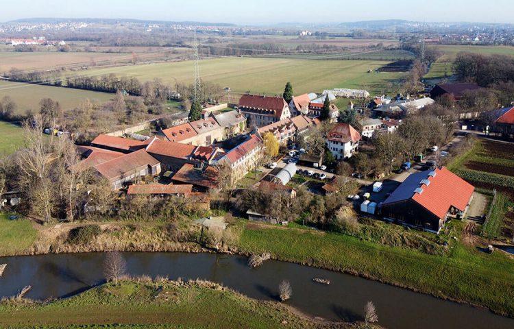 The Dottenfelderhof estate where the Teko ROXSTAsmart is installed