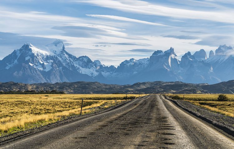 Torres del Paine national park, south Patagonia, Chile. © Nuthawut Somsuk/ 123RF.com