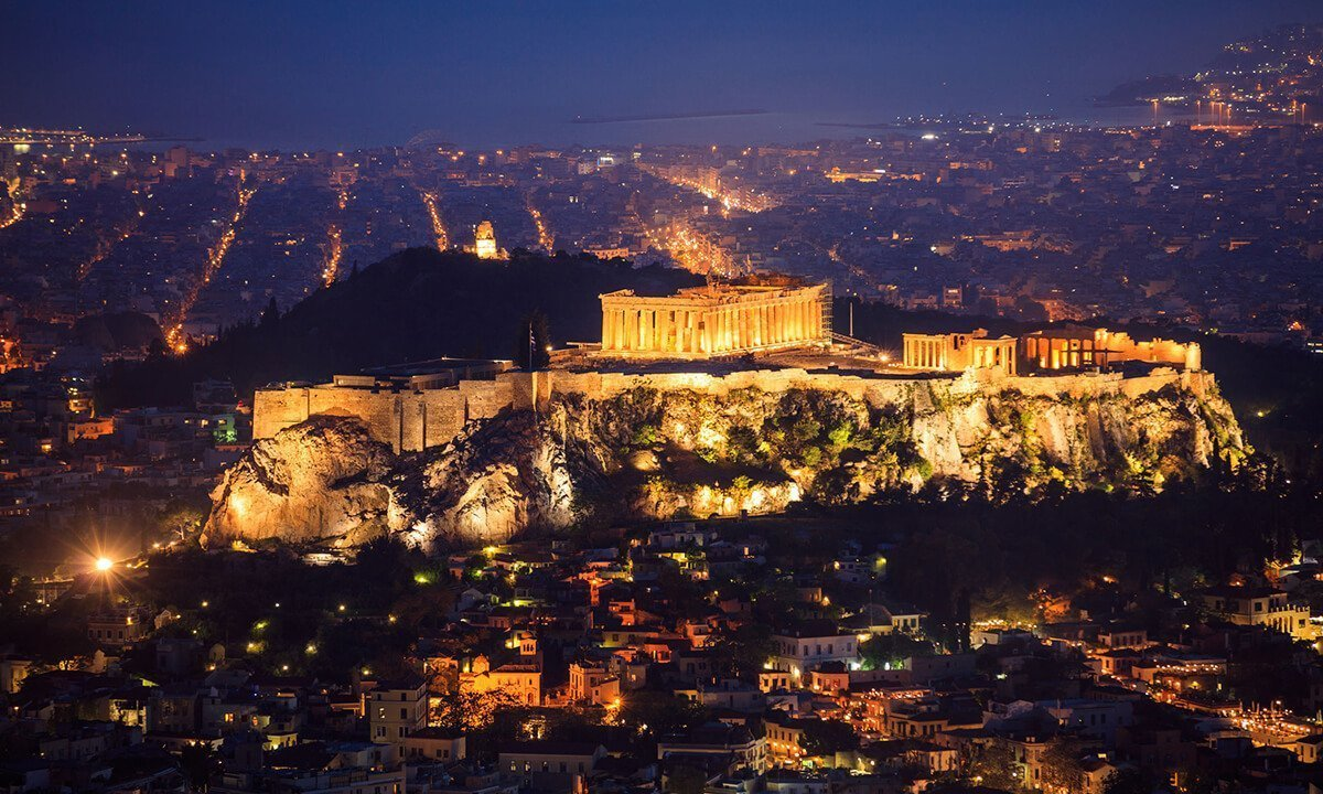Epta's FTE system has been installed in Athens, Greece. © Tzogia Kappatou/ 123RF.com
