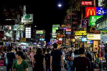Bangkok, Khao San Road, © Andreas Metz / 123RF.com