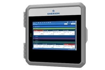 Emerson's Lumity E3 controller interface