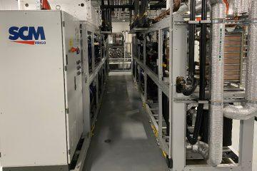 SCM Frigo's CO2 packs