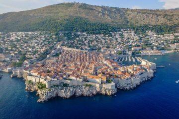 The METRO store is located in Dubrovnik, Croatia.