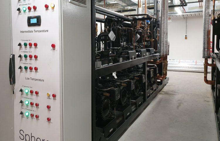 SUPA IGA Store CO2