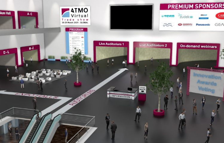 ATMO VTS Main Hall Image