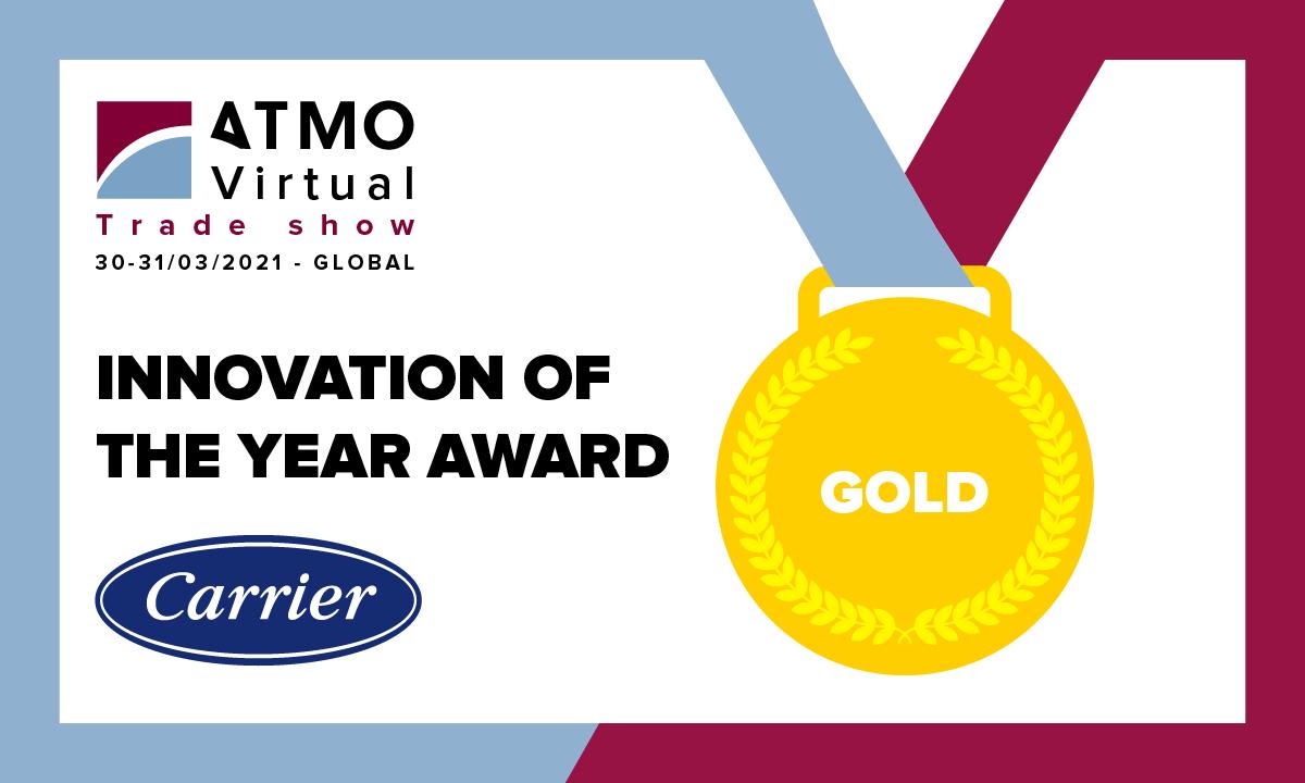 ATMO VTS Innovation of the Year Award
