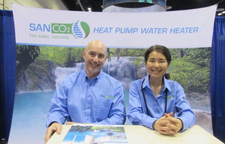 John Miles and Maho Ito, ECO2 Systems