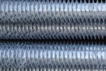 Evapco Ellipti-fin coils