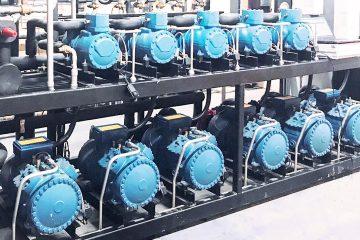 Frascold compressors in Australia
