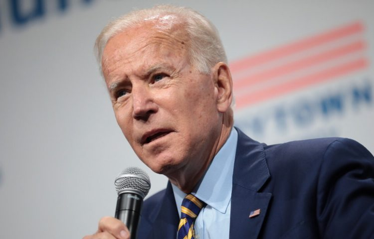 U.S. President Joseph Biden