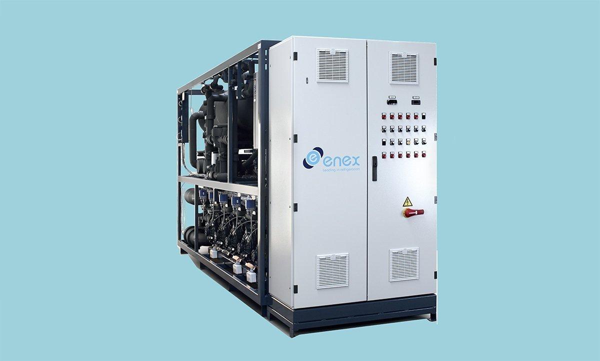 Enex Yukon CO2 Chiller