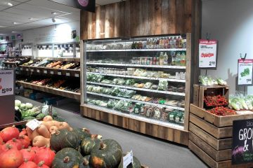 Eko plaza Co2 store