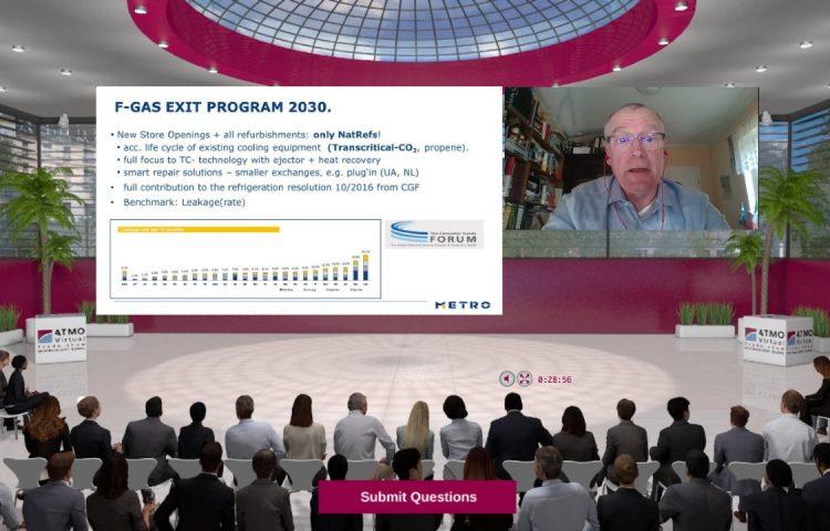 End User Panel VTS 2021 - METRO