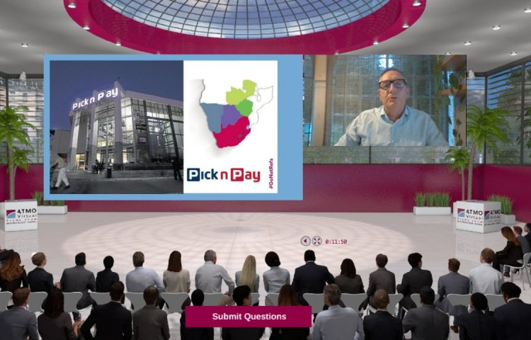 End User VTS 2021 - pick n pay - Richard Taylor