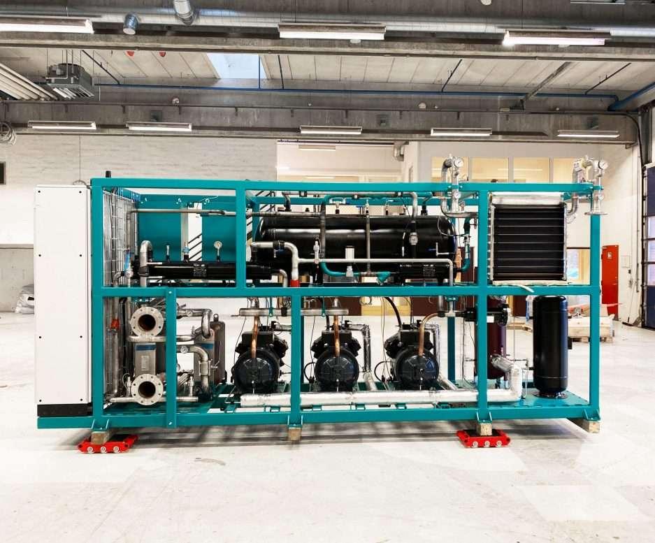FENAGY H600 heat pump