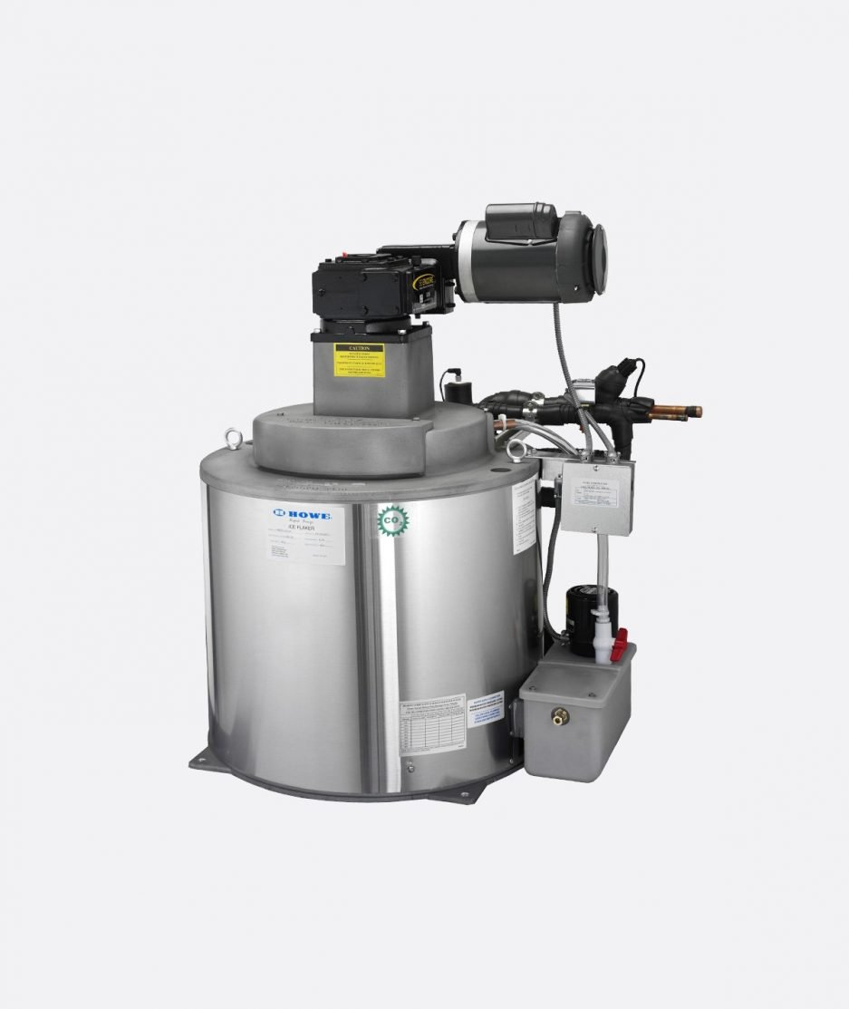 Howe ice maker 4000RL CO2DX