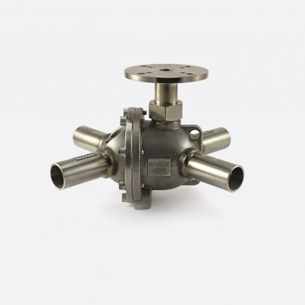 REFRIGERA INDUSTRIALE_2_4 WAY REVERSING BALL VALVE