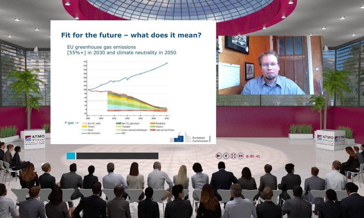 VTS policy session screenshot