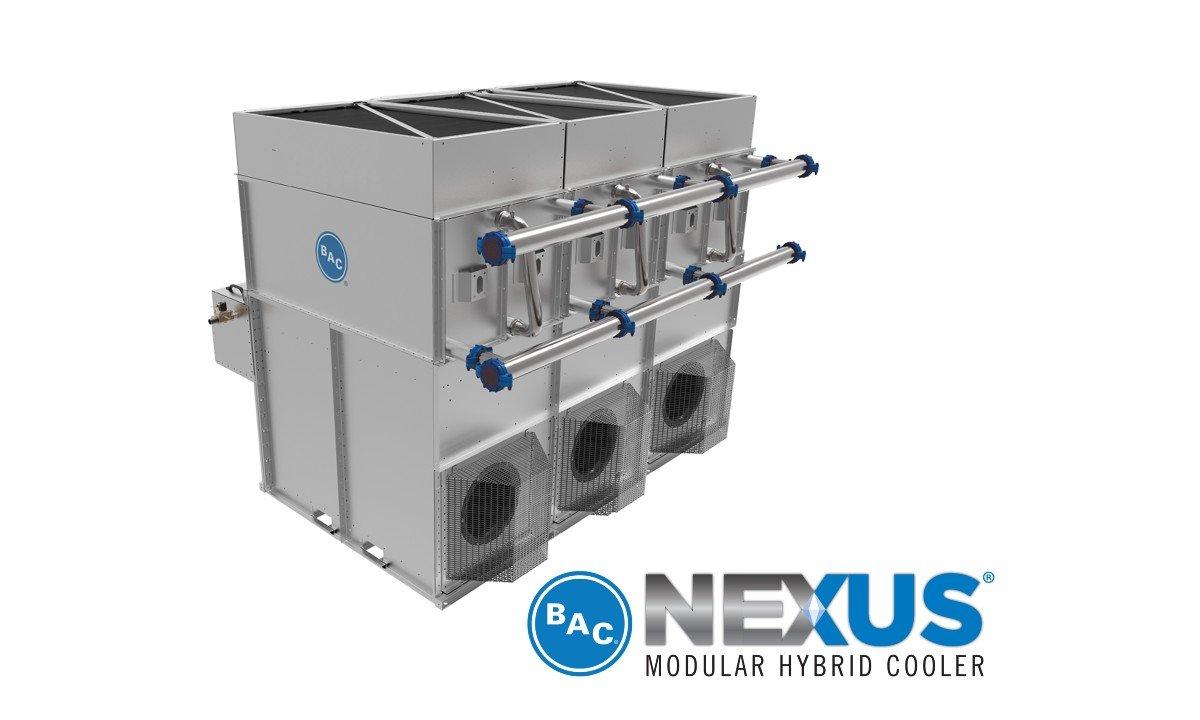 BAC Nexus evaporative cooler