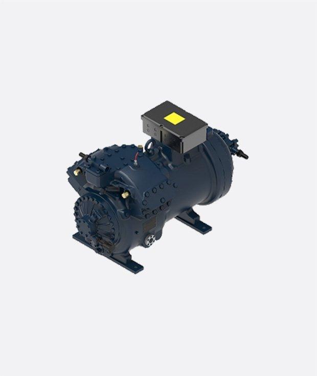 Dorin CD600 semi hermetic compressor