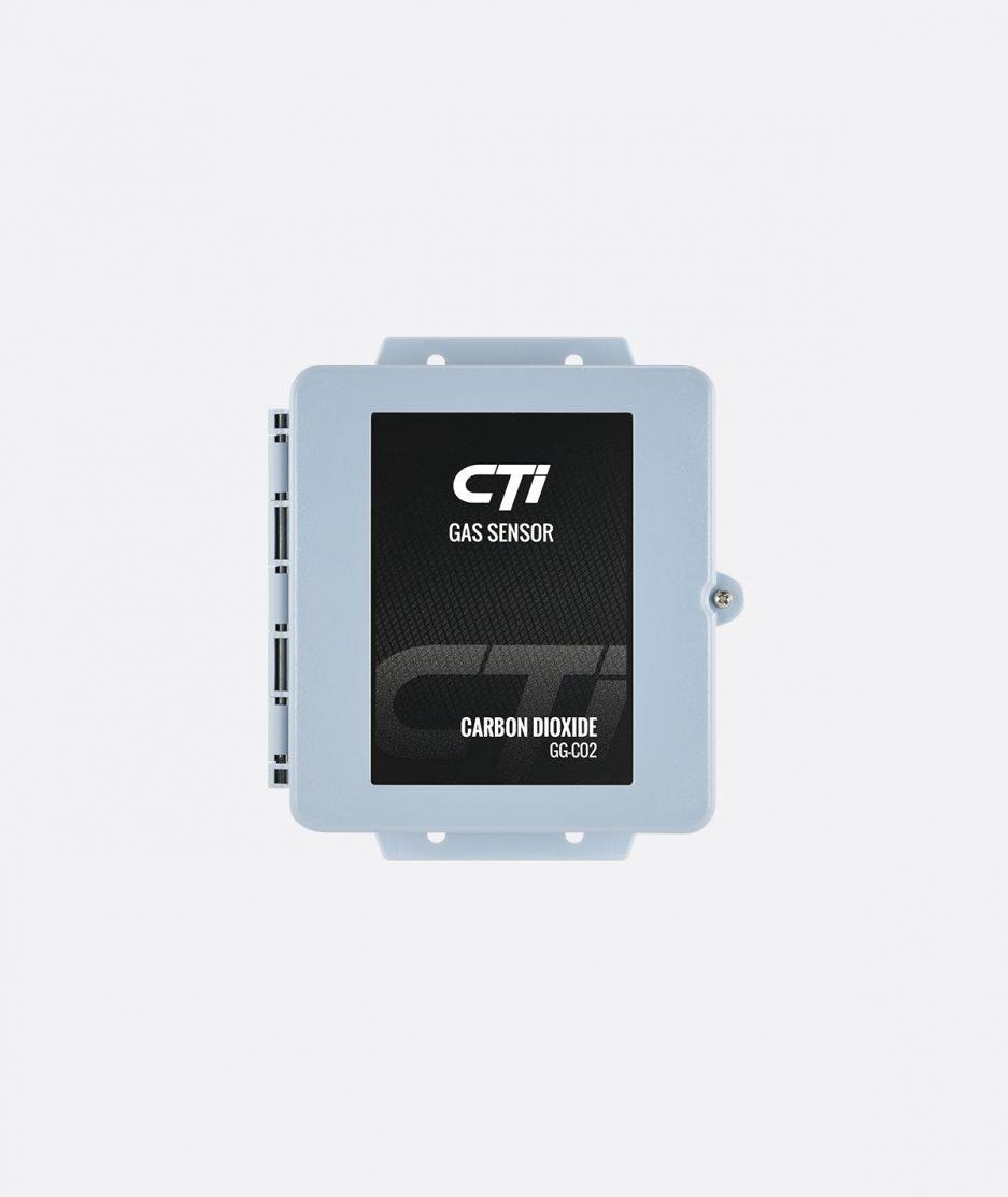 Carbon Dioxide Gas Detector CTI