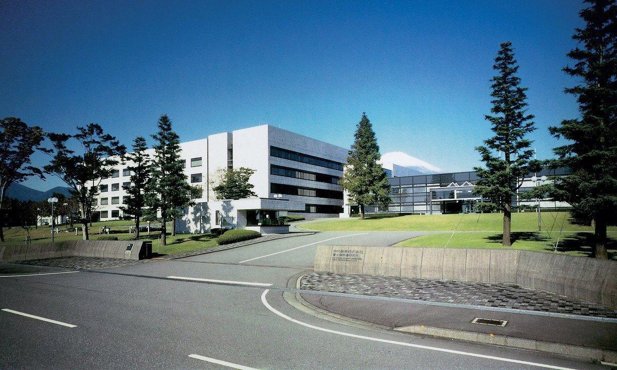 Chugai Pharmaceutical Fuji Gotemba Research Laboratories in Shizuoka Prefecture, Japan