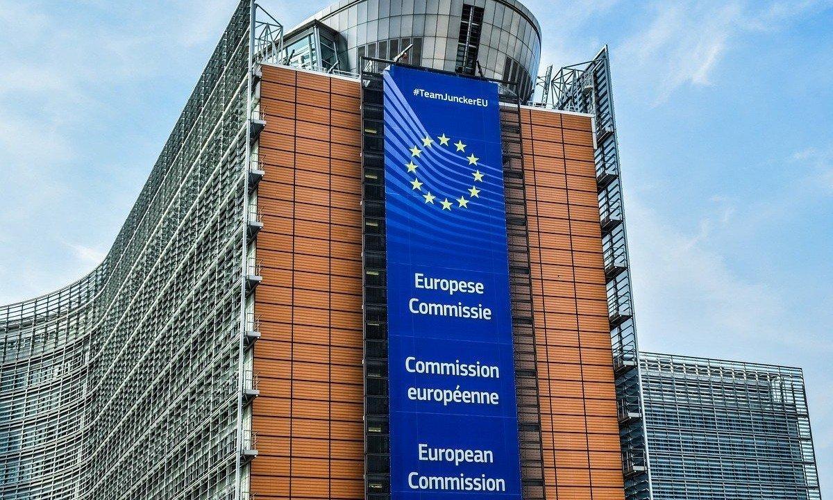 European Commission (EC) building