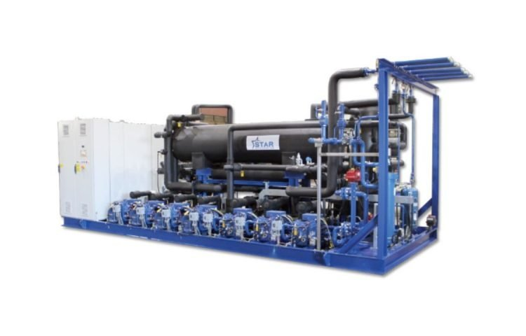 Star's Envi CO2 refrigeration system