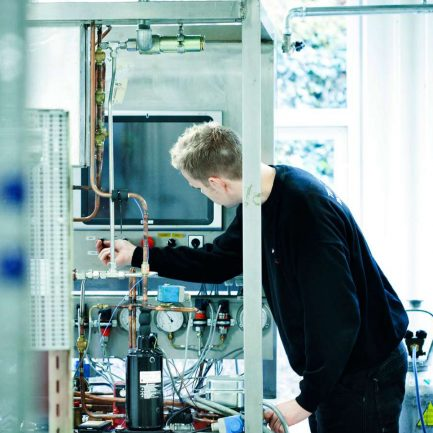 Danish Technological Institute offers HVAC&R services
