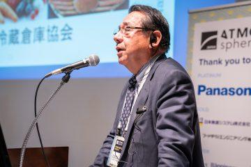 Shigekatsu Koganemaru, Vice Chairman, Environmental Safety Committee, Japan Association of Refrigerated Warehouses
