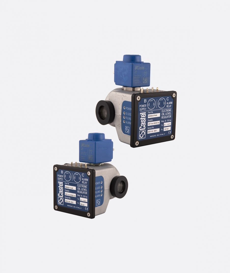 Castel electronic oil level regulator