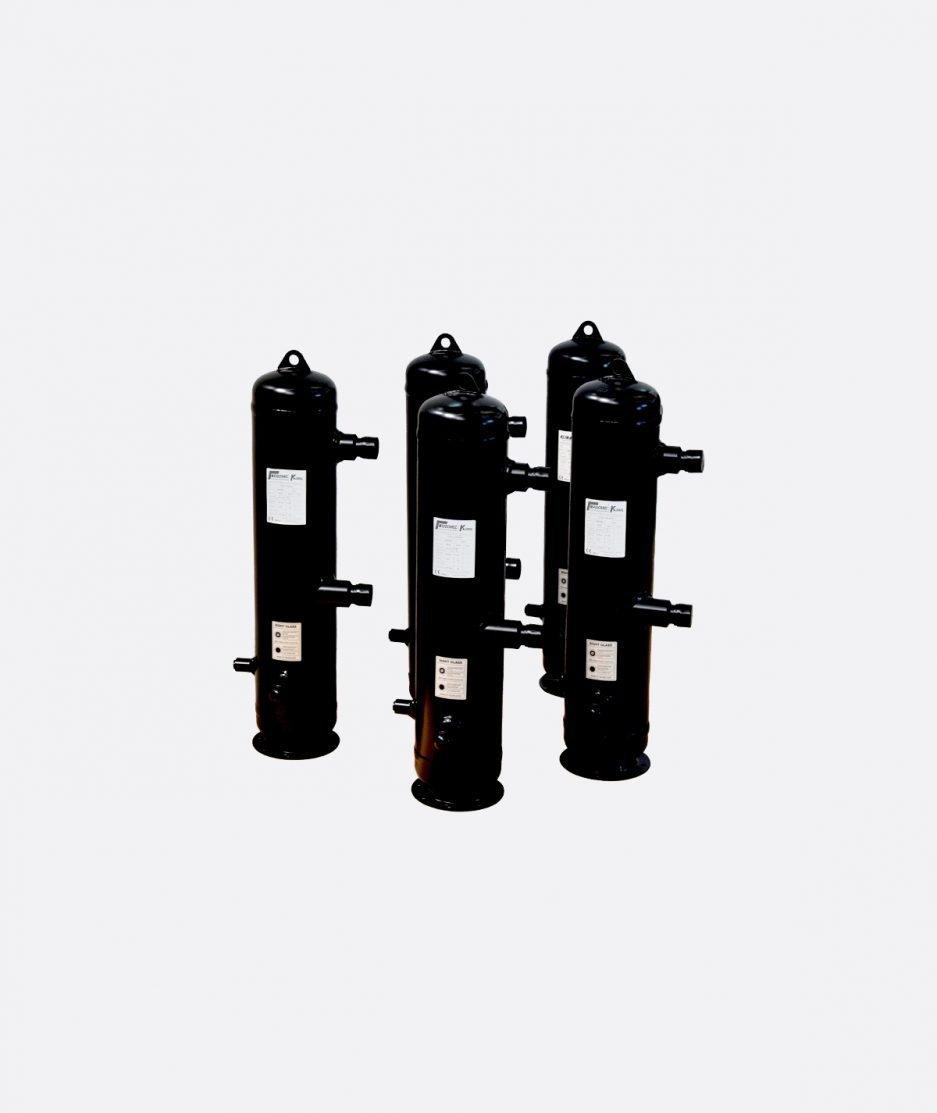 TTE oil separators from Klimal