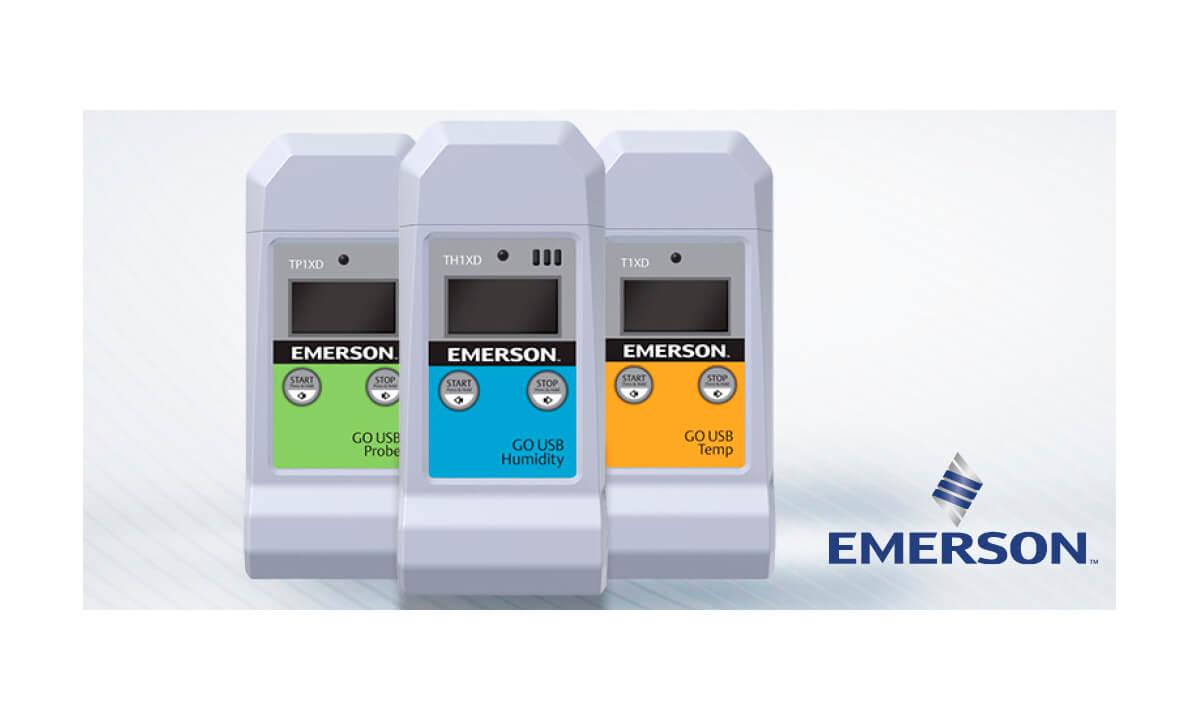 Emerson GO USB Loggers