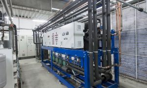 Epta Eco2Large transcritical CO2 pack and FTE system