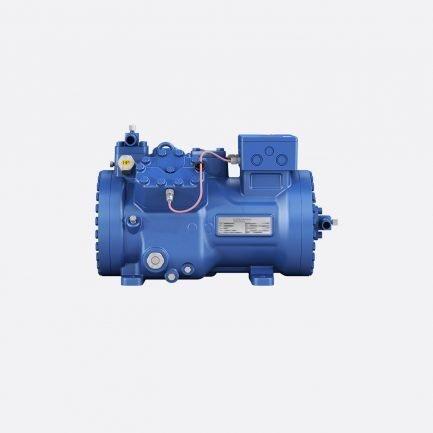 Bock HG24 CO2 T/LT Compressor Frontal