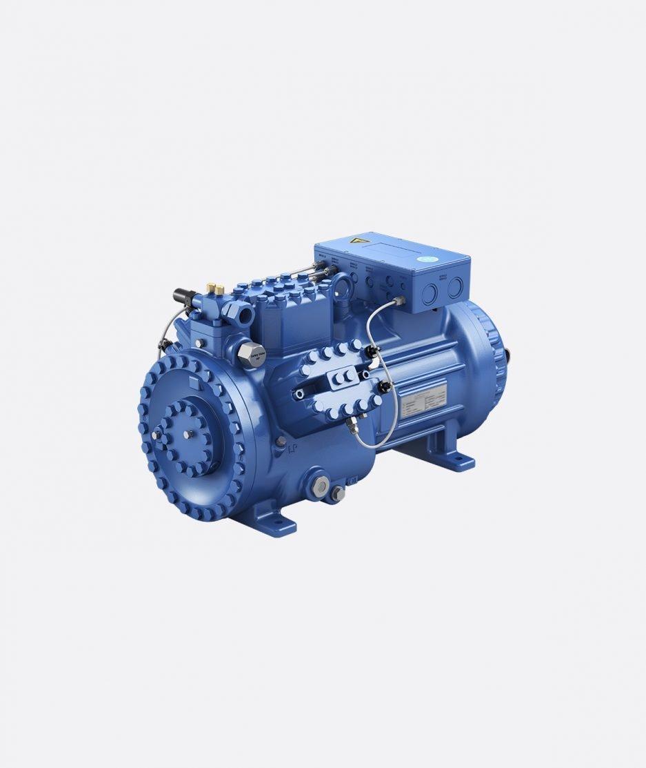 Bock HGX46 CO2 T Compressor