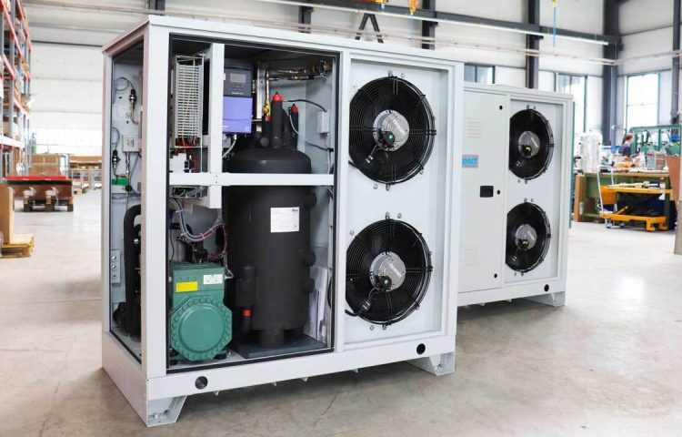 *carbo-Box line of transcritical CO2 condensing units
