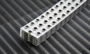 Eurocoil heat exchanger.