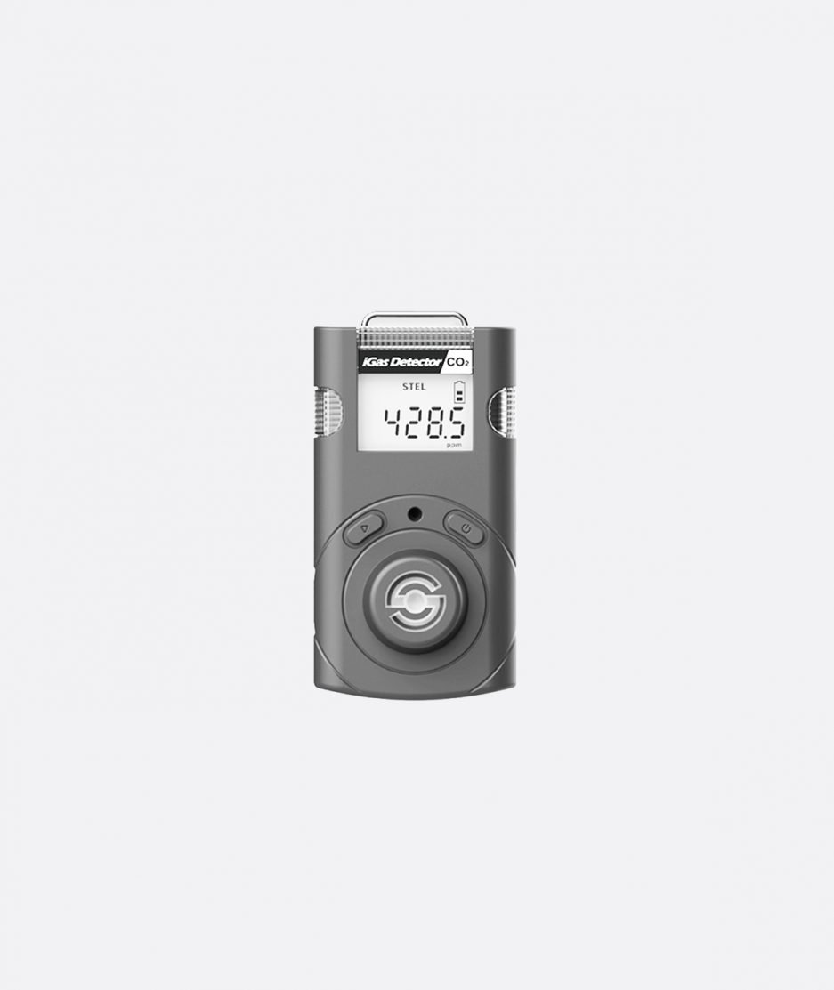 International Gas Detectors (IGD) CO2 iGas detector