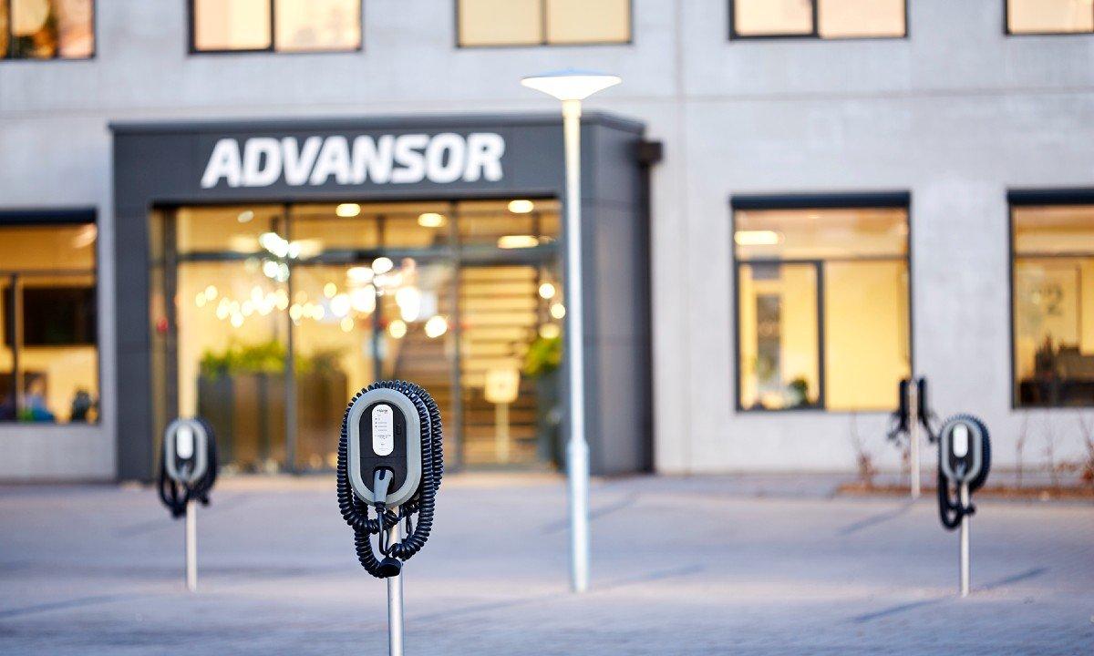Advansor Building 2020 R744