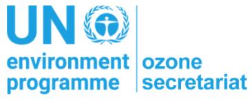 UNEP - Ozone Secretariat