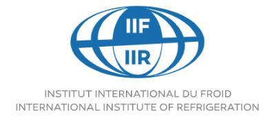 International Institute of Refrigeration