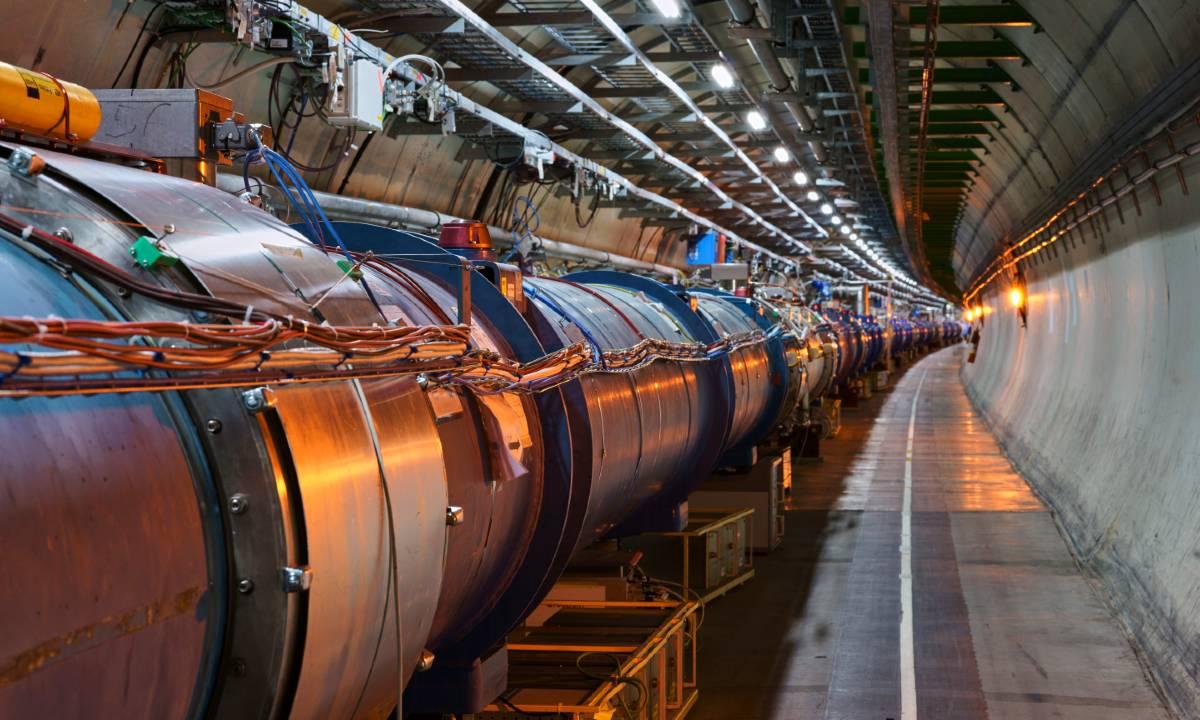CERN LHC CO2 cooling