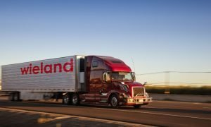 Wieland truck