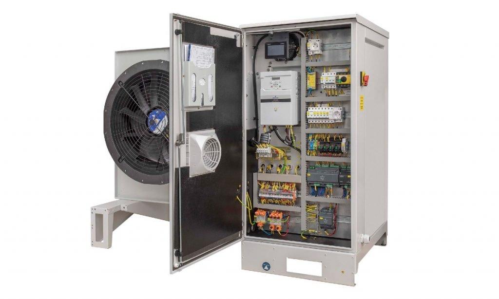 Emerson Copeland CO2 scroll refrigeration unit. Credit: Emerson.